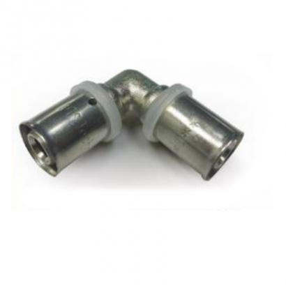 Dura Fitting Brass Press Solid Press Fittings Equal Elbow