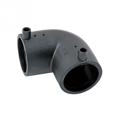 AWT Fusion HDPE Electrofusion Fittings 90° Elbow