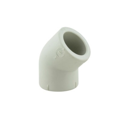 Bina Plastic BBB Hot and Cold PPR Fitting Elbow 45°