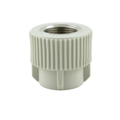 Bina Plastic BBB Hot and Cold PPR Fitting Threaded Female Coupling
