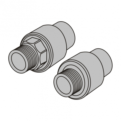 Bute Engineering PPR Hot and Cold Water System PPR Fitting Male Thread Adaptor