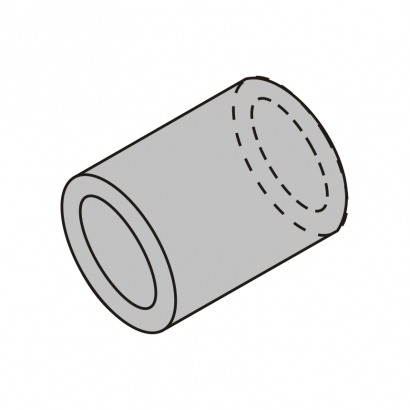 Bute Engineering PPR Hot and Cold Water System PPR Fitting Equal Socket