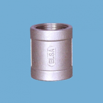 Elsa Brand Type 304 Stainless Steel Fitting Equal Socket