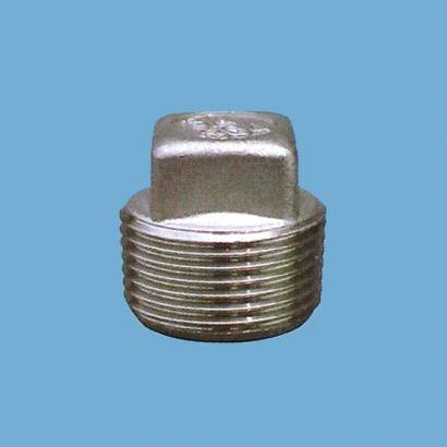 Elsa Brand Type 304 Stainless Steel Fitting Plug