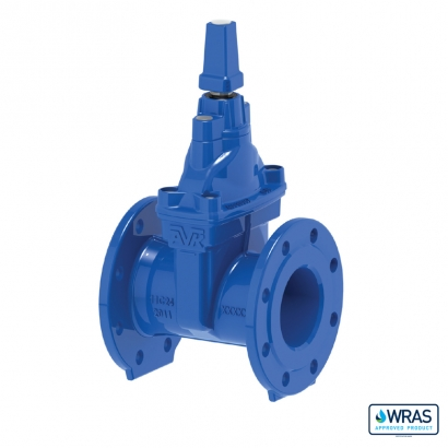 AVK Resilient Seated Ductile Iron Gate Valve PN16