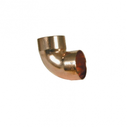 Conex Delcop Copper Fitting End Feed Capillary Elbow 90°