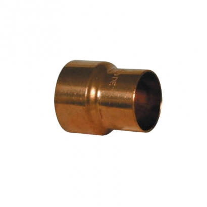 Conex Delcop Copper Fitting End Feed Capillary Reducing Coupling