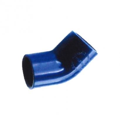 Azeeta ABS Fitting Pressure Pipe System Elbow 45°