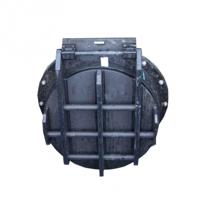 HDPE Flap Gate Spirolite