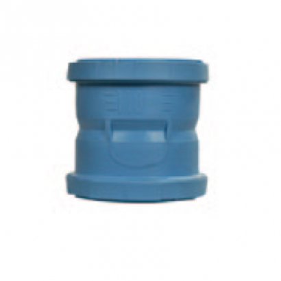 Paling Akatherm dBlue PPDM Fitting Double Socket