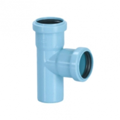 Silenta 3A Pipe PP Low Noise Tee 87Degree