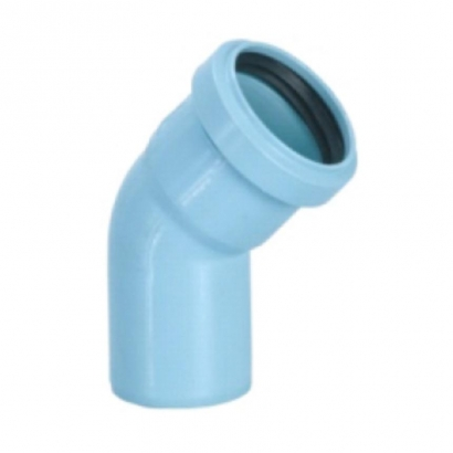 Silenta 3A Pipe PP Low Noise Elbow 30 Degree