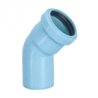 Silenta 3A Pipe PP Low Noise Elbow 67 Degree