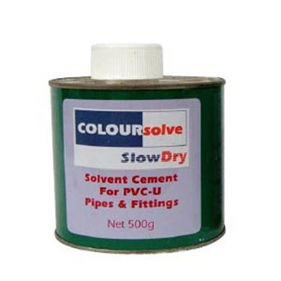 Paling Coloursolve Series Solvent Cement