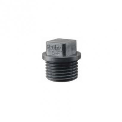Paling PVC Fitting Pressure Piping Threaded Plug